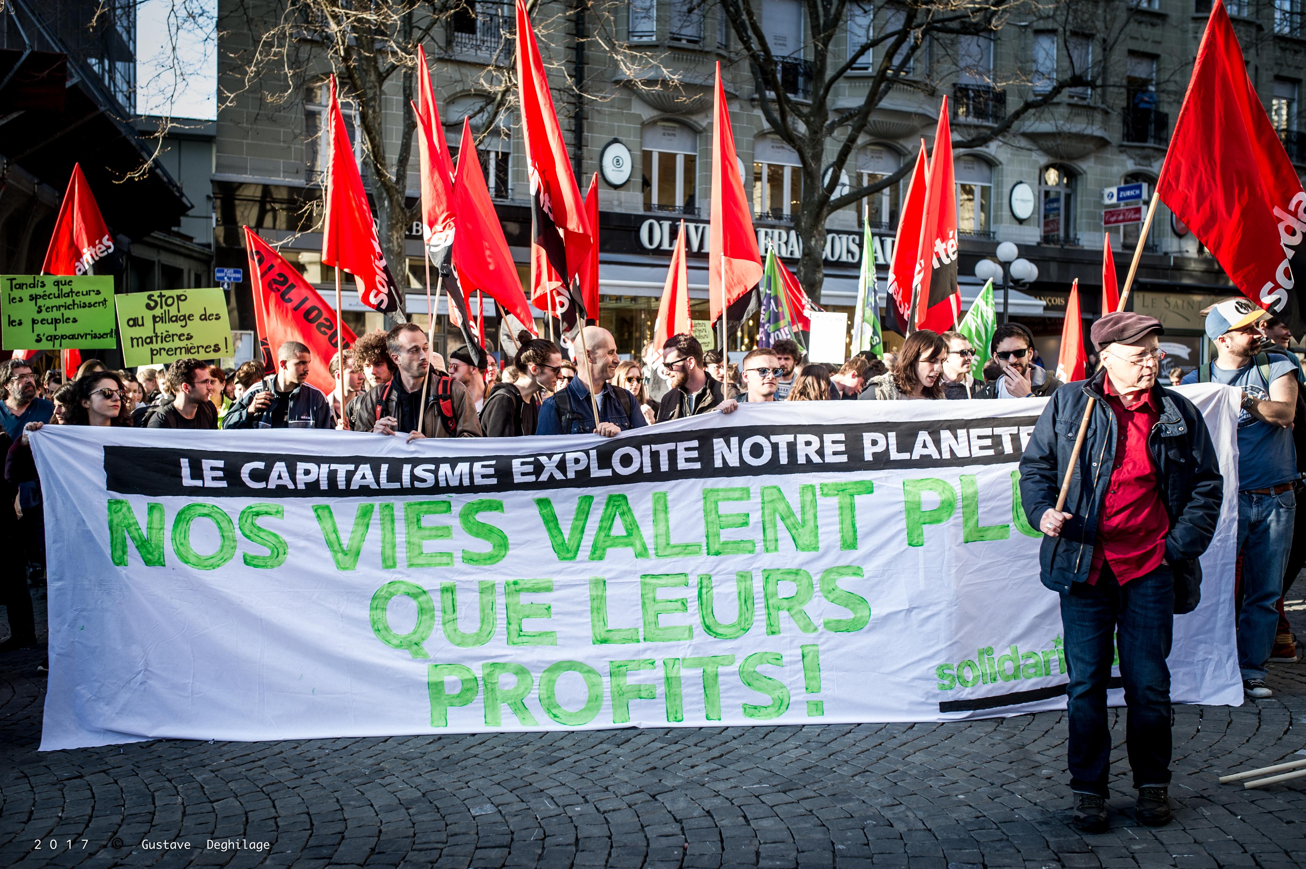 Face aux grandes tendances du capitalisme contemporain que peut être aujourd'hui une politique «à gauche» ?