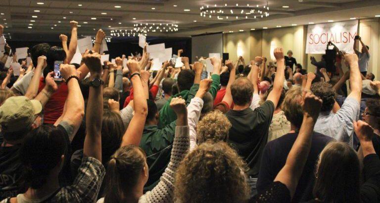 Quand la gauche américaine penche à gauche : quelle perspective, quels espoirs à un an de l'élection présidentielle ?
