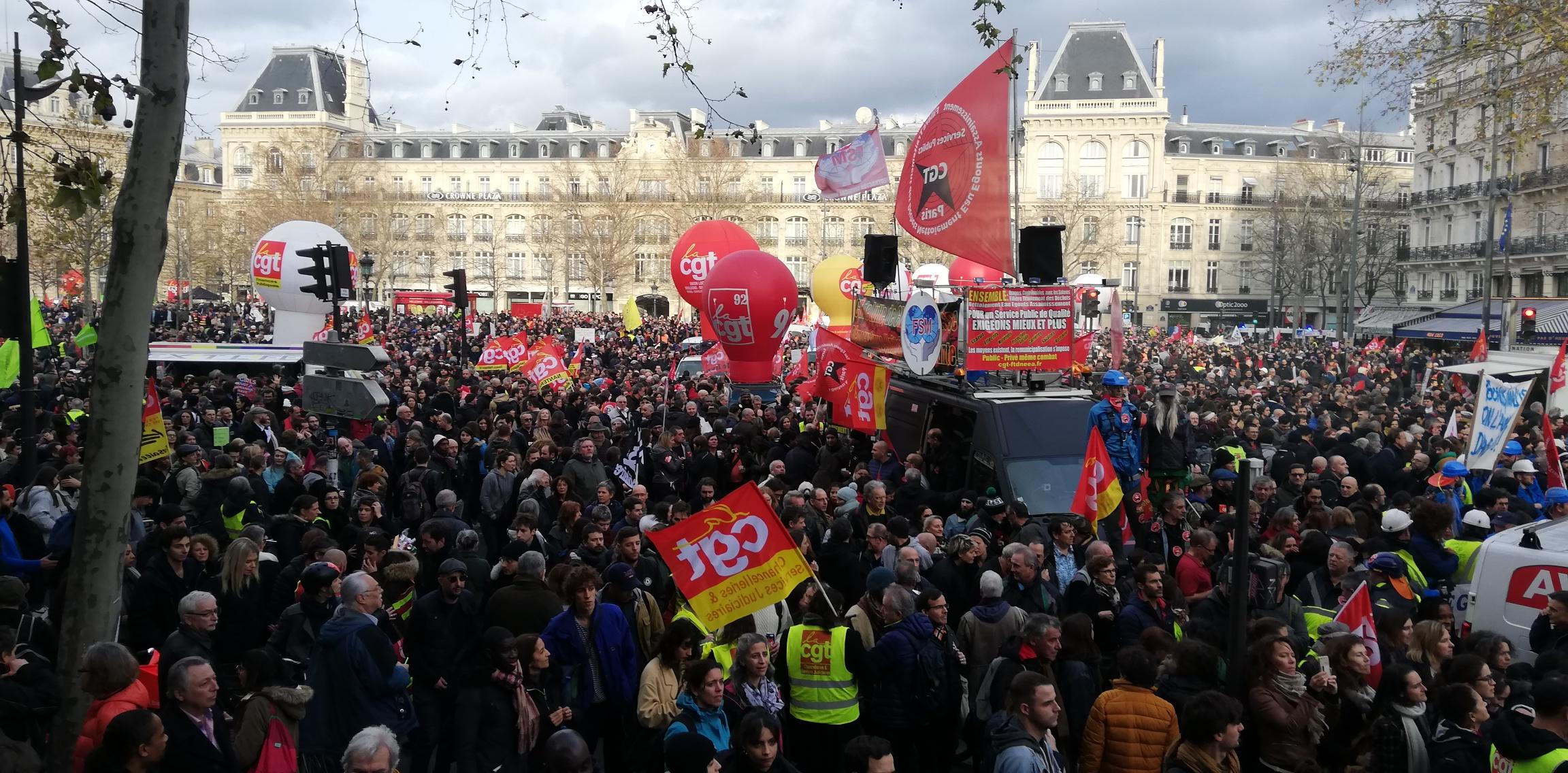 Forces et faiblesses du syndicalisme : quel ancrage social ? Quelles perspectives de redéploiement ?