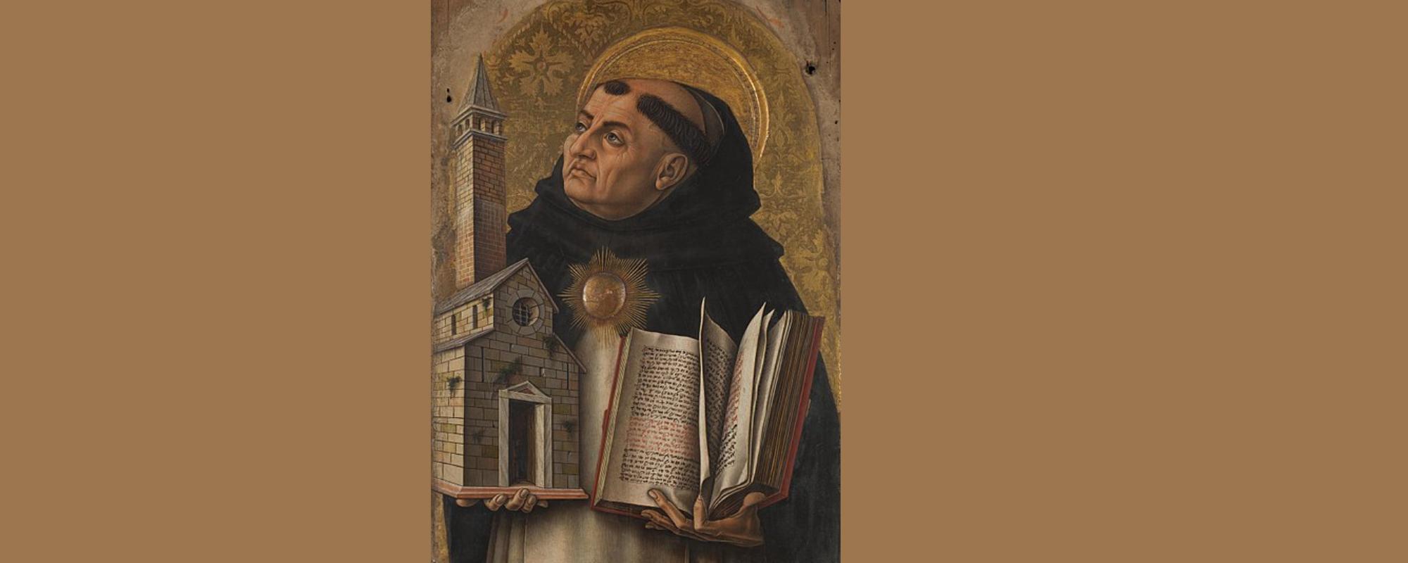 Thomas d'Aquin, théologie et matérialisme (Reporté)