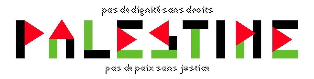 Pétition et appel unitaire pour la Palestine : «Le plan Trump-Netanyahu doit être rejeté partout, et par toutes et tous!»
