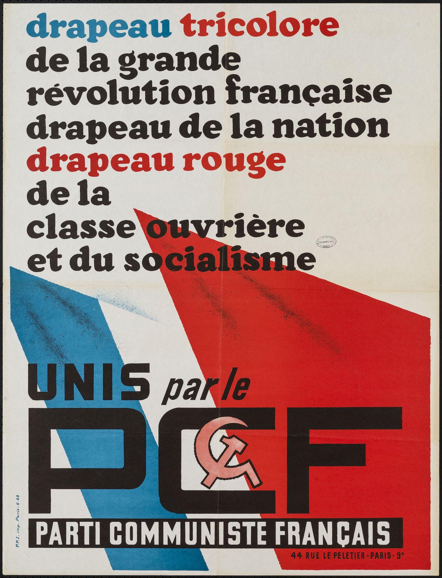 Le PCF en France : 100 ans d'histoire extraordinaire