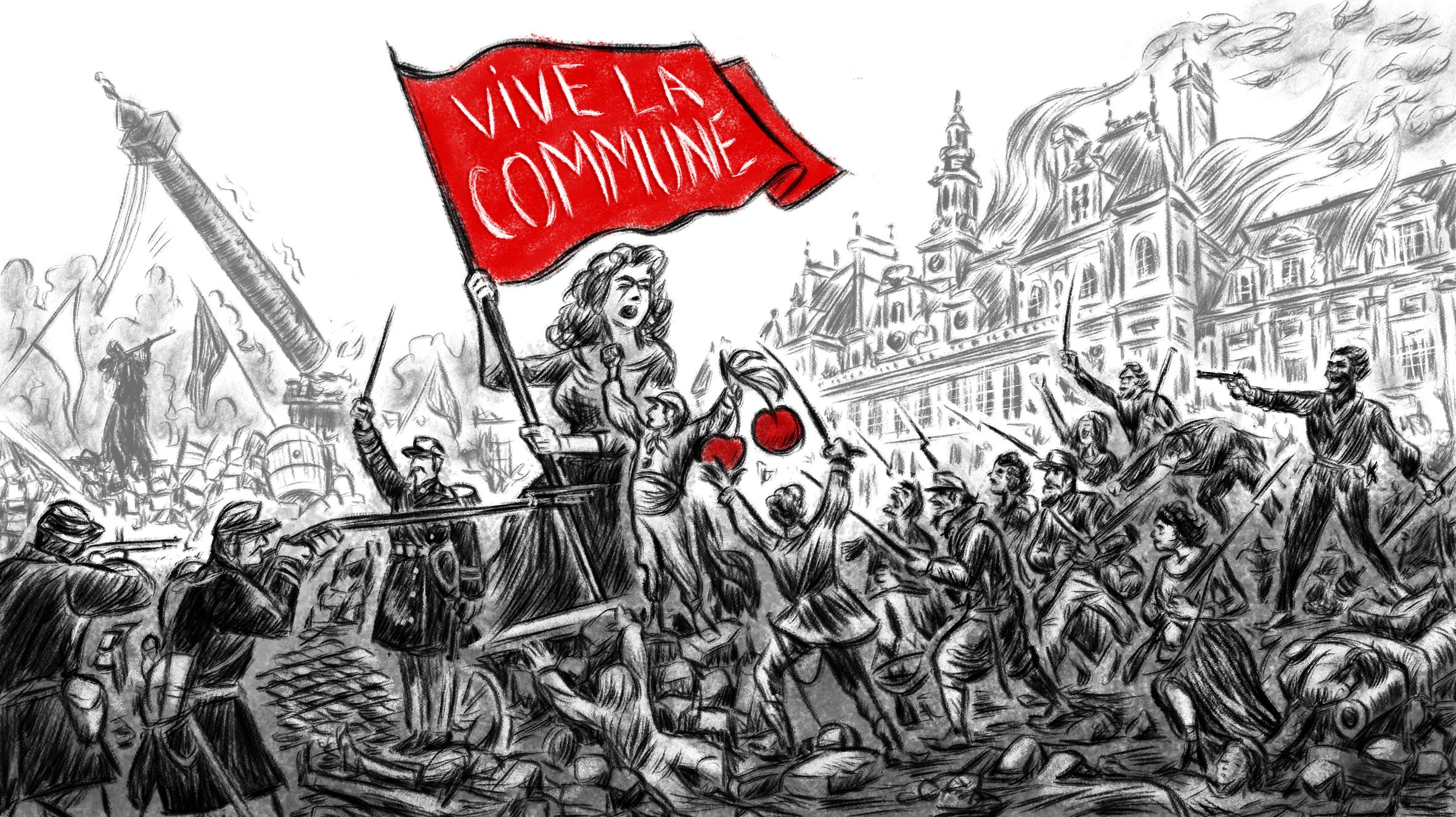 150 ans de la Commune de Paris:  le début d'un monde nouveau?