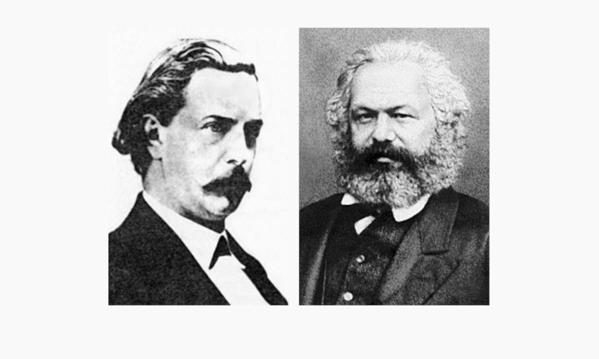 Enthousiasme et critiques à chaud de Marx (12 avril 1871)