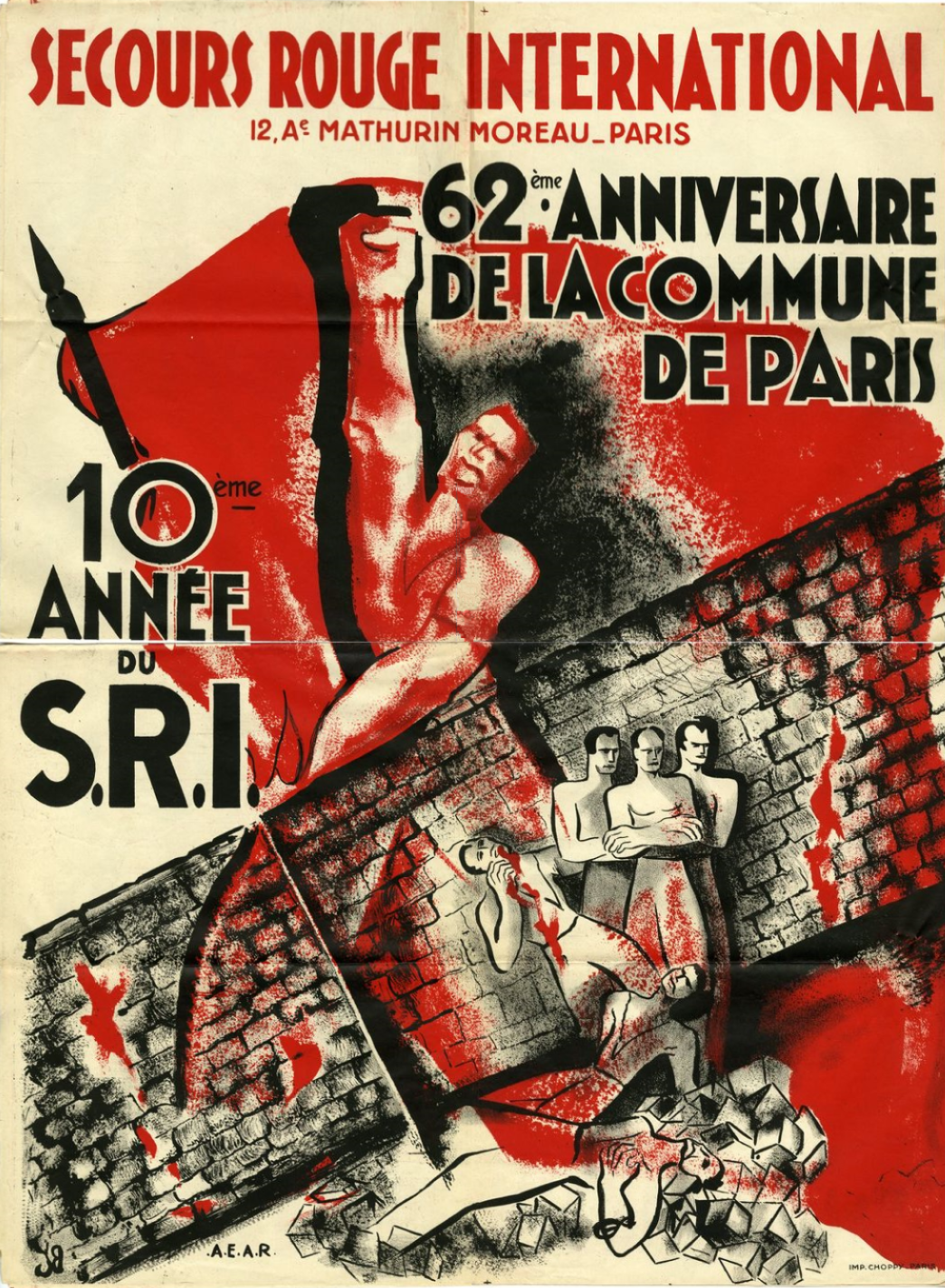 Le 18 mars, journée du Secours rouge international