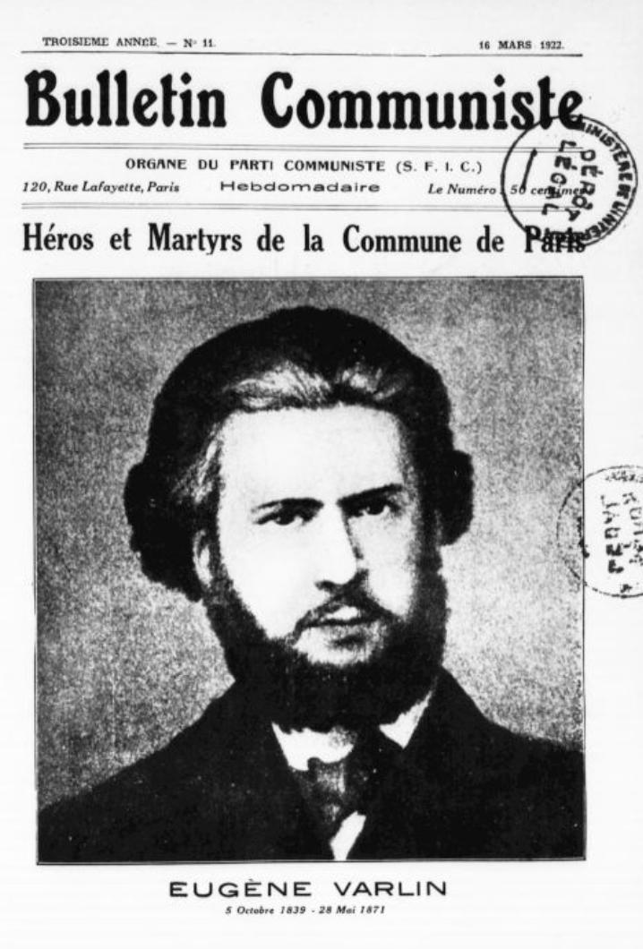 Le Bulletin communiste
