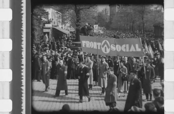 Grandiose revolution-1935-front social