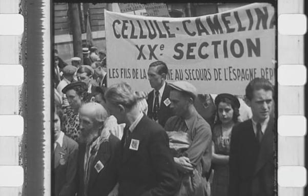 «Hommage à la Commune» (1937)